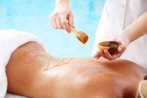 Aceites para masaje SPA