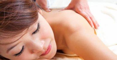 SPA rodillo de masaje relajante