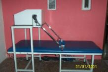 Cama Para Masaje Con Rodillos