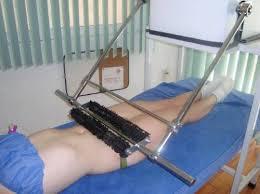 Cama para masaje reductivo