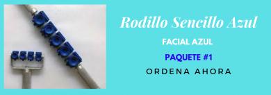 Paquete Rodillo para masaje