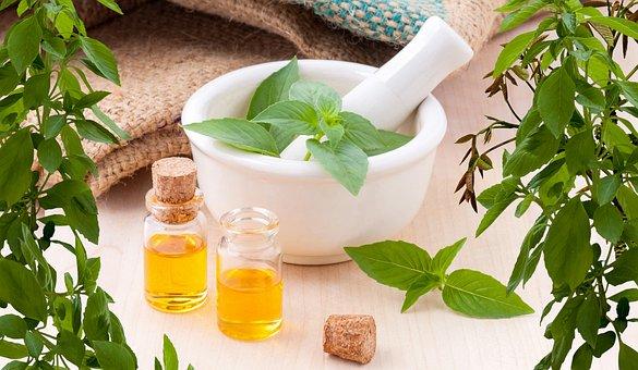 Aceites Esenciales Essential Oils