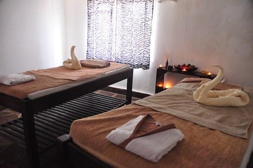 Spa de masaje